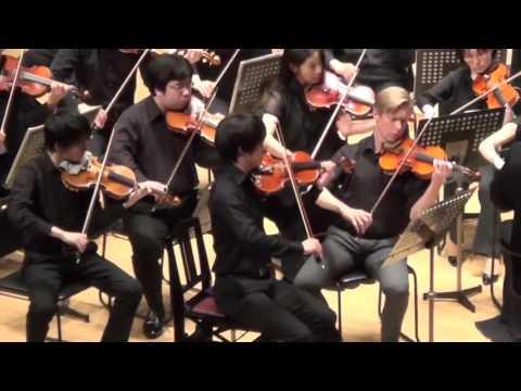 C. Nielsen Symphony No.2
