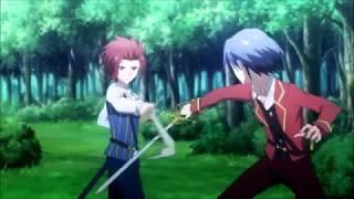 Akuma no Riddle fight scenes AMV
