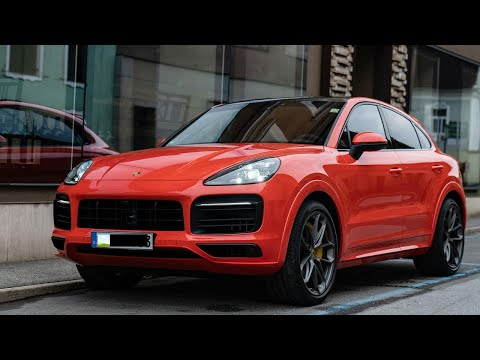 Porsche Cayenne S Coupe SUV 2020 in-depth Interior and Exterior Details 4K