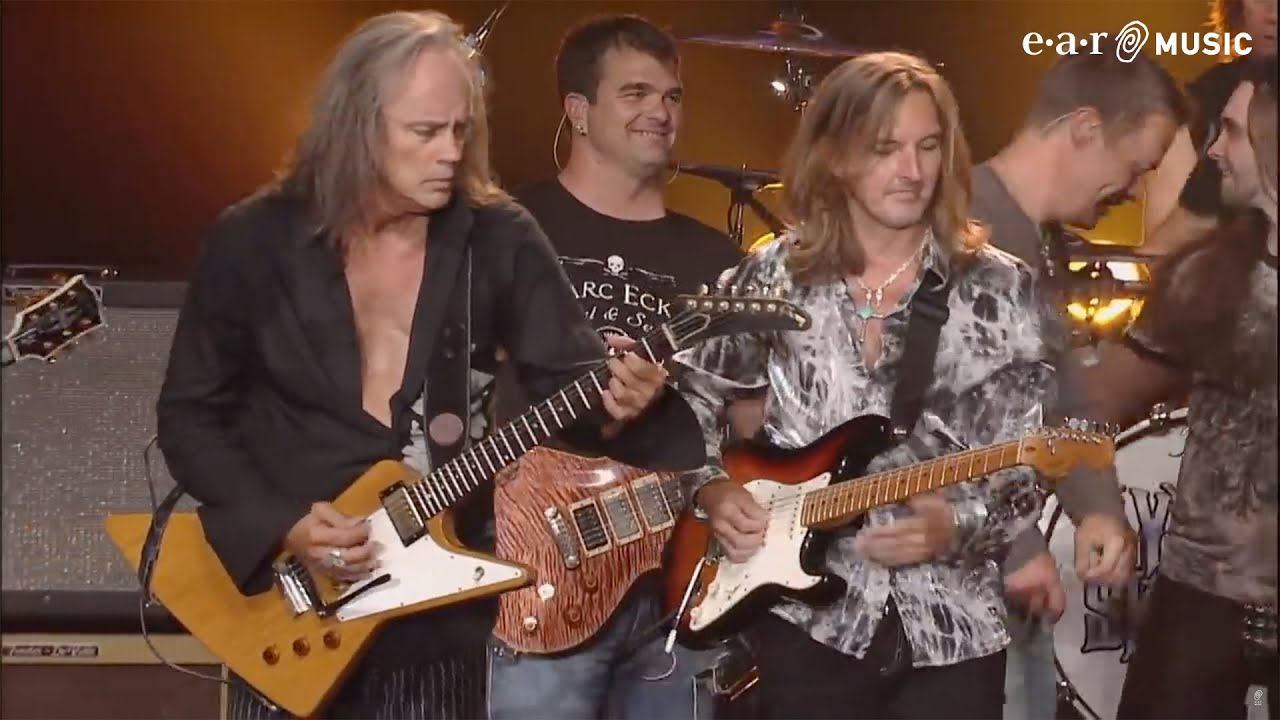 "Lynyrd Skynyrd ""Sweet Home Alabama"" (Live In Atlantic City) - Album OUT NOW!"