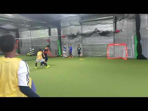 JC Sports Houston Dynamo Dash PDP Soccer Training