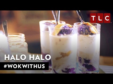 How to Make Halo Halo (Shaved Ice Dessert) | #WokWithUs S1E11