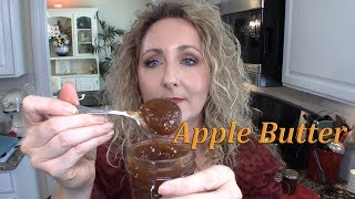 Apple Butter | Small Batch | Canning Recipe