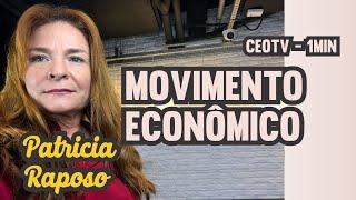 Jornalismo Empresarial (1 minuto) - Patricia Raposo