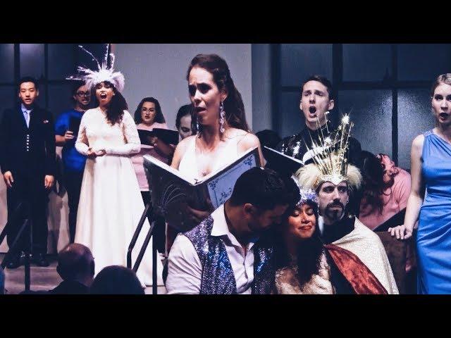 Padajuća Zvijezda, a Canadian-Croatian opera by Julijana Hajdinjak