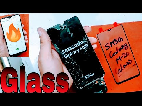 Смотрите сегодня видео новости Samsung Galaxy M20 Crack Glass Replacement |  SCREEN REPAIR | Disassembly | TECHNICAL USTAAJ на онлайн канале