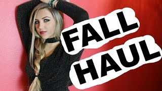 Fall Clothing TRY ON Haul