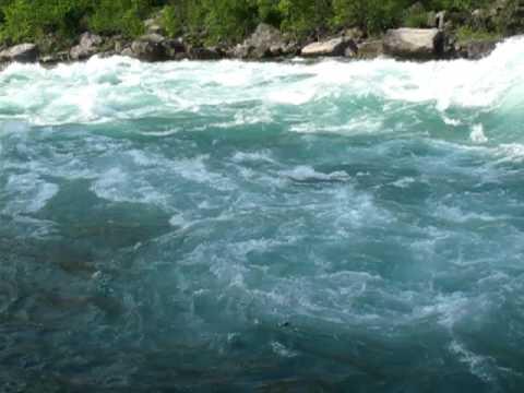White River, close to Niagra Falls / CA, close to the Whirlpool