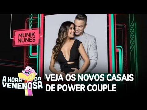 Conheça os 11 casais da nova temporada do Power Couple Brasil
