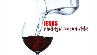 Jesus - O Milagre em Sua Vida - Pr. Mario   29/04