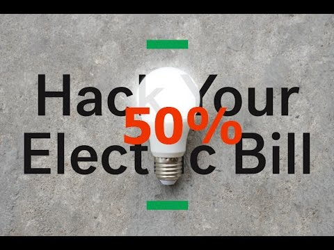 Cut your energy bill | How to Cut your energy bill by half with DIY home energy System