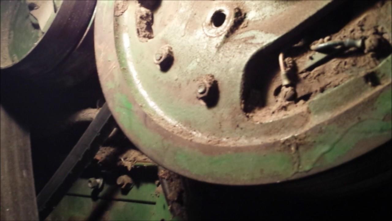 6620 Repair Pt 1 Youtube John Deere Wiring Diagram