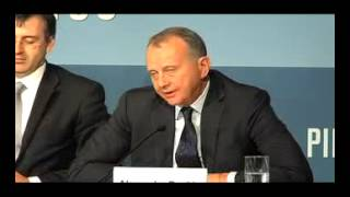 Panel 1 of Russian Economy and US-Russian Relations Conference: The Outlook for Russia's Economy