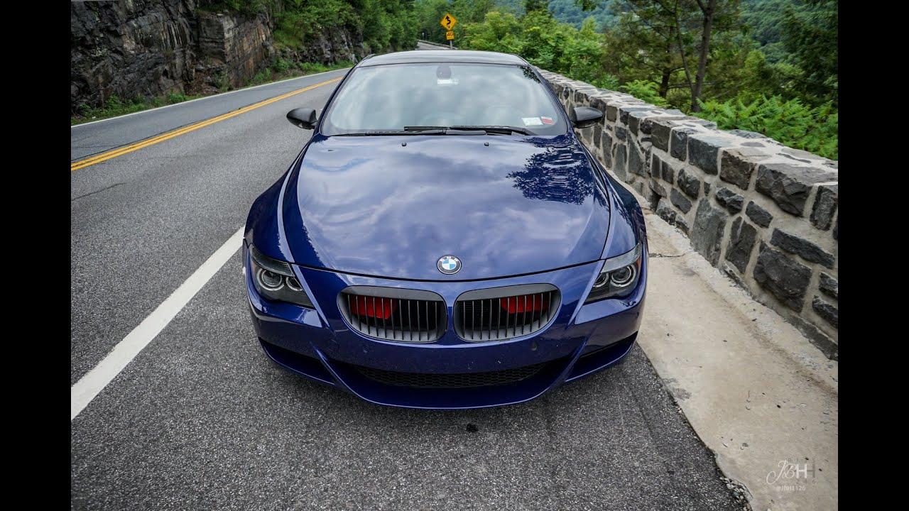 2007 BMW M6 Hawk's Nest Run - YouTube