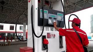 видео Сколько Стоит Бензин В Китае