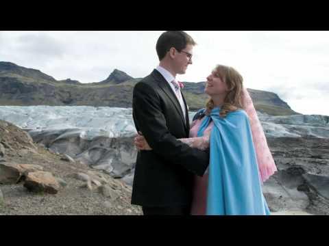Alison & Matt Iceland Wedding Video
