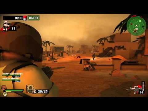 Game On! - Foreign Legion: Multi Massacre (pov Laanko)
