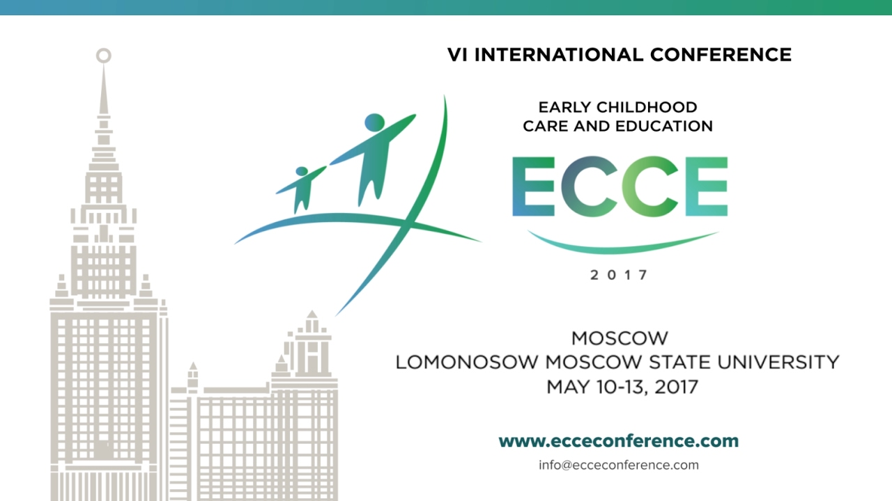 Conference On Early Childhood Care And Education 2017 Ecce 2017