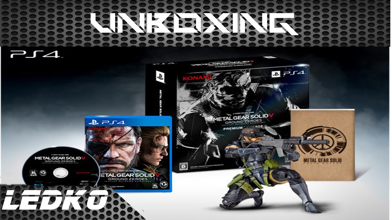 Metal gear solid v: the phantom pain - collector's edition (sony.