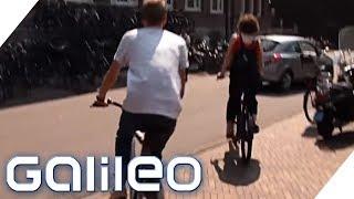 Sie finden geklaute Fahrräder - Die Bike-Hunter | Galileo | ProSieben