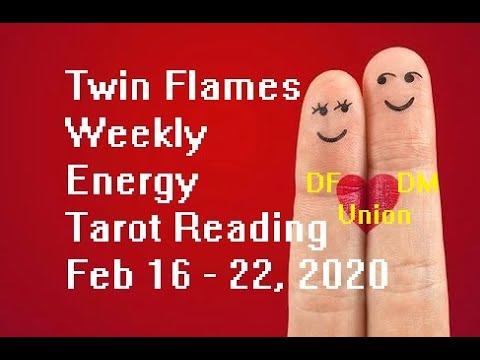 🔥DM Twin Flame Working Toward Union w/DF🔥Feb 16 - 22, 2019 | Weekly Twin Flames Energy Reading 🔮