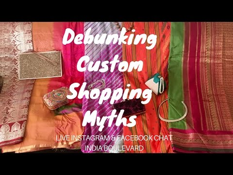 Live Chat India Boulevard - Debunking Myths Of Custom Wear