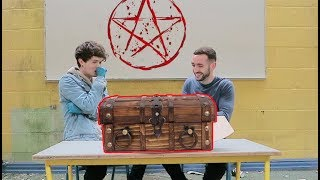BUYING A DYBBUK BOX OFF THE DARK WEB!! *REAL DYBBUK BOX OPENING