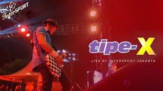 Download Tipe-X - Live Jakarta 2017 Full Concert