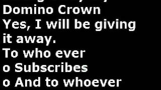 ROBLOX: I'm giving away the Domino Crown -DarkUDog