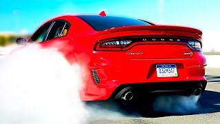 2021 Dodge Charger SRT Hellcat Widebody – The Sound of Violence