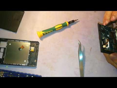 ZTE Blade L2 замена тачскрина.