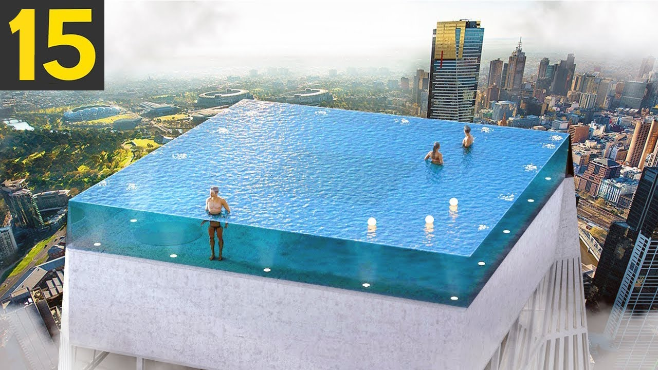 15 MOST Creative Swimming Pools