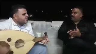 دق عود الفنان مهنا الزواهره وصالح الزواهره ابو علي احساس رائع ابناء العمومه