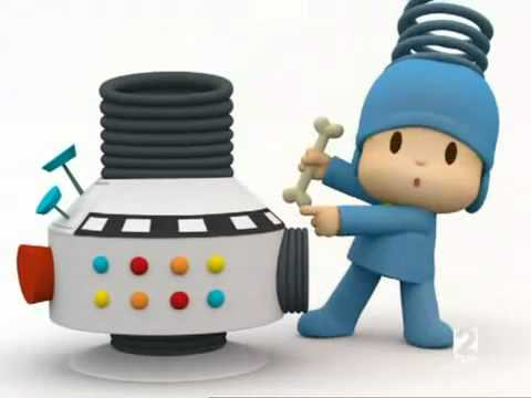Pocoyo   La Mezcladora (spanish version) [Discovery Kids].wmv