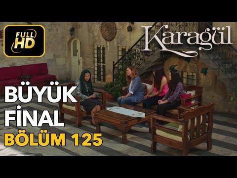 Karagül 125. Bölüm / Full HD (Tek Parça)