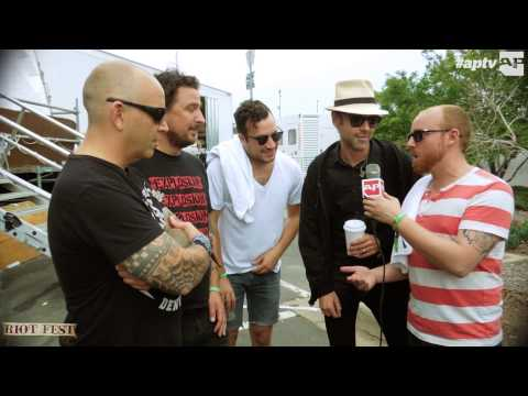 Artist on Artist: The Bouncing Souls & The Menzingers