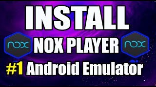 Gambar cover Download & Install NOX Player on PC + Preview (2019) #1 Android Emulator for using APKs