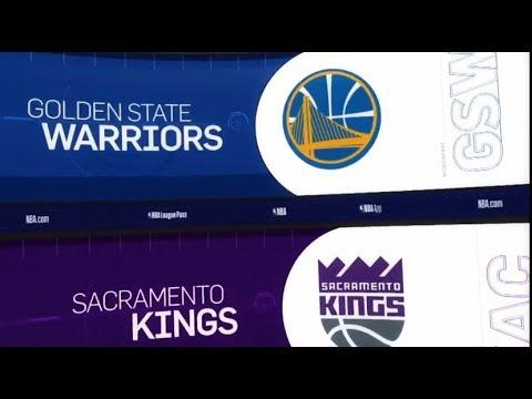 Golden State Warriors vs Sacramento Kings Game Recap | 1/5/19 | NBA