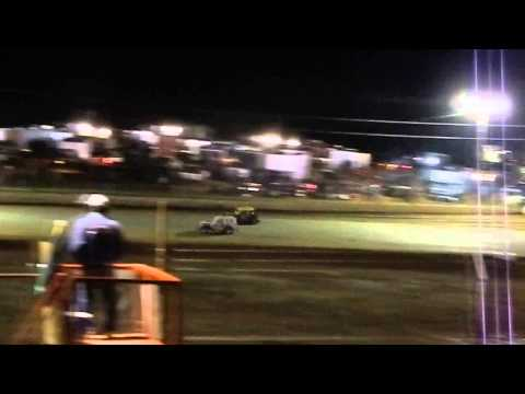 1st Annual Chiller Oklahoma Dwarf Cars West Siloam Speedway 4 OCT 13