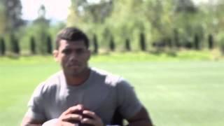 Fantasy Football Star QB Russell Wilson -  #GoForth