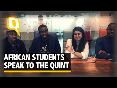 The Quint: 'Know Us Before You Judge Us': African Students Speak to The Quint