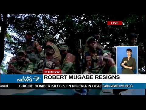Prof. Ibbo Mandaza reacts to Mugabe's resignation