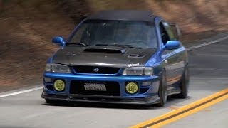 Subaru R-STi - JDM vs USDM: A Friendly Rivalry -- /TUNED