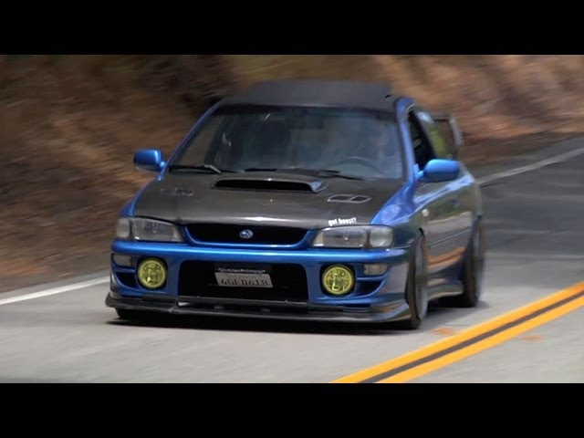 Five Reasons You Need To Buy A Subaru Impreza 25 Rs Right Now