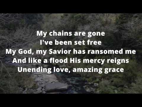Chris Tomlin Amazing Grace Lyrics HD