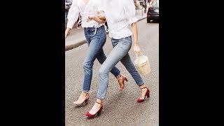 Jeans street style 2018