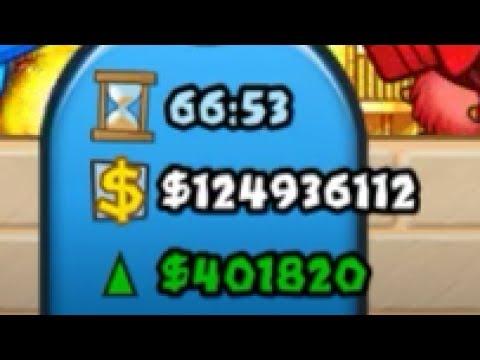 100,000,000+ Money & 400,000+ ECO!   Highest Eco and Money Ever! (Bloons TD Battles / BTD Battles)