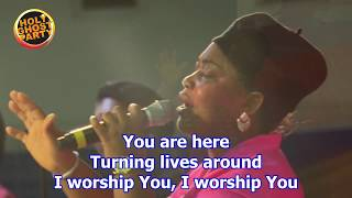 True Worshippers: October 2017 Holy Ghost Party