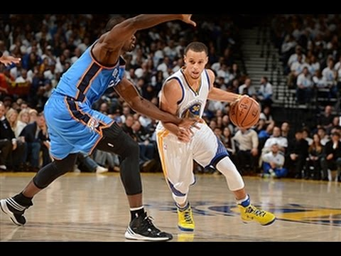 Steph Curry Dazzles With Some Crisp Dribbling