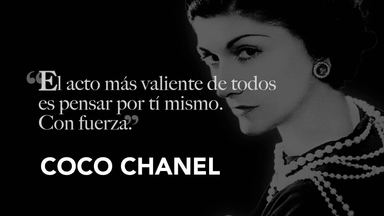 Frase Célebre Coco Chanel Youtube